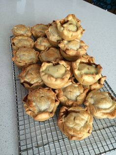 Ed Guinness pies