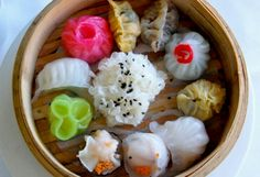 Dumplings @ Dim Sum Go Go, NYC