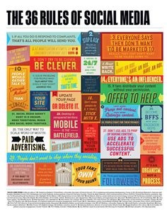 36 rules of social