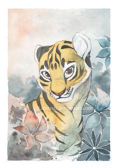 Jungle Beauty by Kamirah on DeviantArt