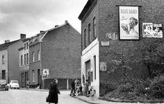 Einderstraat Kerkrade (jaartal: 1950 tot 1960) - Foto's SERC Blue Band, Nostalgia, Street View