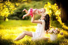 фотосессия мамы и малыша на природе: 17 тыс изображений найдено в Яндекс.Картинках