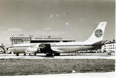 January 3, 1981: Pan Am makes its final Boeing 707 flight.