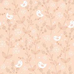 Papel de Parede Floral 1048