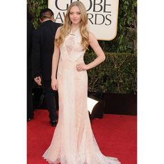 Amanda Seyfried in Givenchy at the Golden Globes (January 2013)