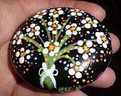 Confetti Purple Flowers. $10.00, via Etsy.