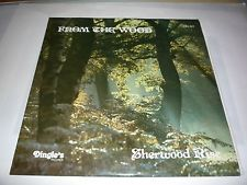 Sherwood Rise From The Wood 1981 Dingle's Nottingham Trad Folk LP