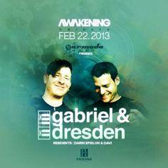 Gabriel & Dresden visit Exchange LA this Friday!