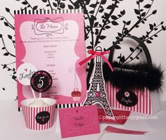 Paper Glitter | Search results for paris