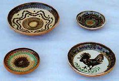 Decorative Plates, Ceramics, Home Decor, Terracotta, Pottery, Ceramica, Decoration Home, Room Decor, Ceramic Art