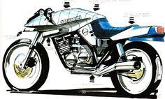 Suzuki Katana Prototype