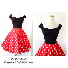 Buy Scoop Neck Off Shoulder Cocktail Dress 50s Dresses, Cute Dresses, Vintage Dresses, Cute Outfits, Disneyland Outfits, Disney Outfits, Swing Dress 50s, Disney Dapper Day, Off Shoulder Cocktail Dress