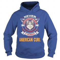 American Curl Power Of A Woman With An American Curl Cat Hoodie T-Shirts, Hoodies ==►► Click Order This Shirt NOW!
