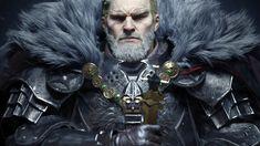 Knight - Final, seungmin Kim on ArtStation at https://www.artstation.com/artwork/knight-final