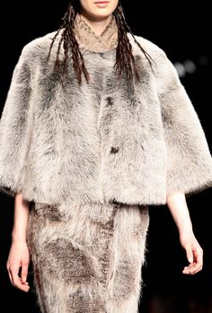 FENDI Fall Winter  2012-13 Look 38 Close Up