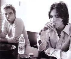 velvet goldmine Jonathan Rhys Meyers, Ewan Mcgregor, Velvet Goldmine, Beautiful Boys, Beautiful People, Pretty People, Gorgeous Men, The Escapists, Boys Don't Cry