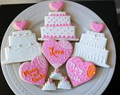 Pretty and delicious sugar cookies for all special occasions!