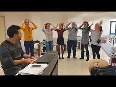 Karınca Çocuk Şarkısı Orff Şarkısı Mektebim Okulu Söylüyor Müzik Öğretmenleri Orff Eğitimi - YouTube
