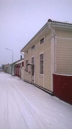 Kristiinankaupunki, Ostrobothnia province of Western Finland. - Pohjanmaa - Österbotten