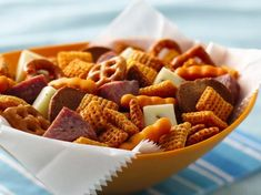 Artificial Intelligence & Snack Food Machine Learning Artificial Intelligence, Snack Recipes, Snacks, Waffles, Food Manufacturing, Breakfast, Foods, Snack Mix Recipes, Morning Coffee