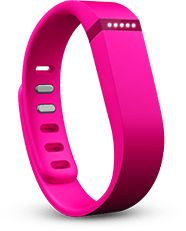 Fitbit® Flex™ -- breast cancer support band. Wish I could buy just the hot pink band to replace my black Fitbit Flex band.