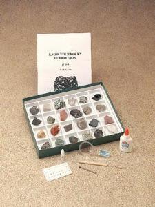 Rock ID Kit in  @wardsscience