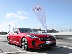 78bb192a3e8 Exclusive 2018 Kia Stinger GT First Test  Well Stung - Motor Trend