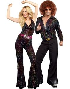 VISIT FOR MORE Disco Couples Costumes Party City- Our local party stores always have great disco costume options year around! The post Disco Couples Costumes Party City- Our local party stores always have great di appeared first on Dress. Disco Party Costume, 70s Costume, Hippie Costume, Doll Costume, Costume Ideas, 80s Party, 70s Outfits, Night Outfits, Fashion Outfits