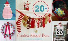 20 Christmas Advent Ideas