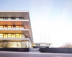 Salamanca, Spain Edificio administrativo de usos múltiples Sanchez Gil arquitectos