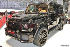 The new-generation g-class amg received lots of attention at the 2013 geneva auto show. the second tuner to update the new amg is brabus which (. Mercedes G Wagon, Mercedes Amg, G Class Amg, G65 Amg, Generation G, Mercedes Models, Benz G, Car Wallpapers, Dream Cars