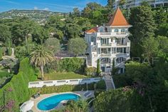 Luxury real estate in Cannes France - Castle in Cannes - JamesEdition