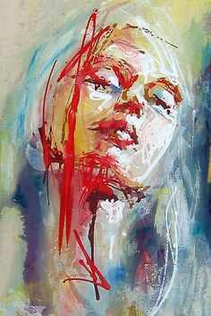 "Outstanding ""contemporary abstract art painting"" info is readily available on our web pages. Have a look and you wont be sorry you did. Portrait Paintings, Portrait Art, Art Paintings, Painting Art, Abstract Portrait Painting, Painting People, Portrait Ideas, Figurative Kunst, Contemporary Abstract Art"