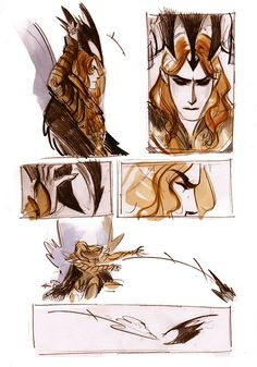 Tiny rough strip - Sauron tries to wear Melkor's krown and then Melkor came back with Silmarills - after years of his imprisonment Tolkien Books, Jrr Tolkien, Das Silmarillion, Character Inspiration, Character Design, Morgoth, O Hobbit, Dark Lord, Creature Design