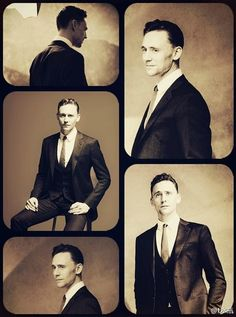 Tom Hiddleston via Twiiter