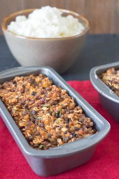 Classic Meat(less) Lentil Loaf - One Ingredient Chef