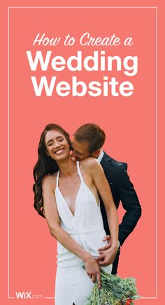 Getting ready for your big day? Learn how to create a stunning wedding website! Plus, find out how to plan your event(s) perfectly with Wix Events.