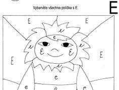 Výsledok vyhľadávania obrázkov pre dopyt písmeno m pracovní list Hedgehog, Snowman, Fictional Characters, Preschool Learning, Activities For Kids, Greek Chorus, Nativity Sets, Hedgehogs, Snowmen