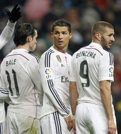 Real Madrid – Schalke 04 : Une BBC sous pression
