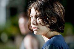 The Walking Dead. Maggie.