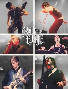 Crown The Empire - i cant wait to see thse guys when they come here next year!