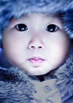 An Asian baby always makes for a good picture. ;)