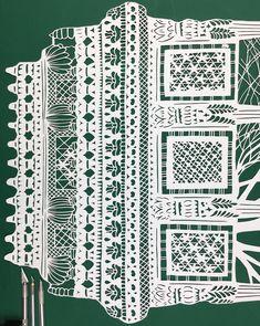 Papercut - Papercutting - Art - Parthkothekar by ParthKothekar.deviantart.com on @DeviantArt
