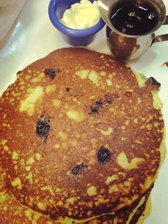 Blueberry Pancake Recipe | Blueberry Pancake Recipes, Blueberry ...