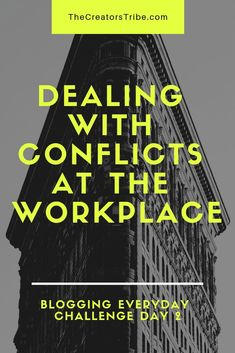 How to deal with conflicts at the workplace Balance Quotes, Work Related Stress, Thing 1, Life Challenges, Beauty Recipe, Workplace, Health And Wellness, Life Hacks, How To Remove