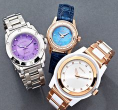 LADYLIKE WATCHES FEAT. BREIL  http://www.ifashionstyle.net/?s=WATCHES+&cat=2