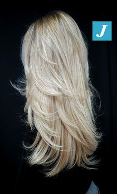 20 Unbelievable Hair Brush No Handle Boar Hair Brush Men Love Hair, Great Hair, Gorgeous Hair, Blonde Layered Hair, Blonde Long Layers, Long Layered Haircuts, Natural Hair Styles, Long Hair Styles, Hair Color And Cut