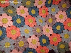Crafts and Decorating: Eufaula picture (Does any one make YoYo ...