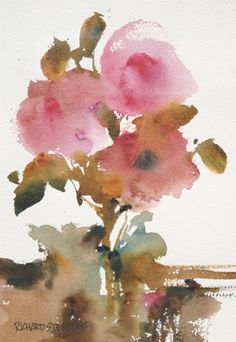 Richard Stephens/watercolors