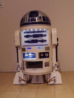 Star Wars R2-D2 Drink cooler promotion by pepsi Limited 2000 Figure